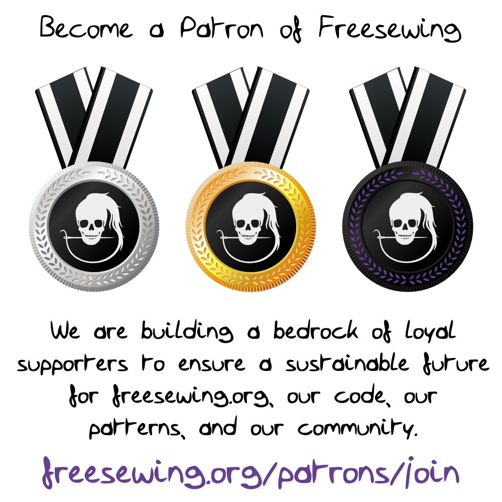 Spreading the word about our new patron approach